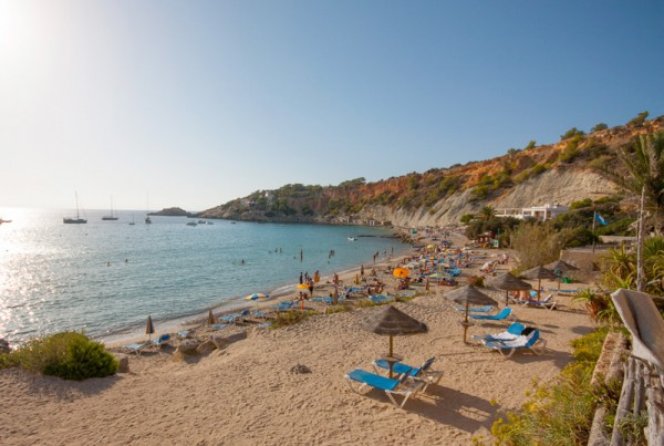 Playa de Cala d'Hort