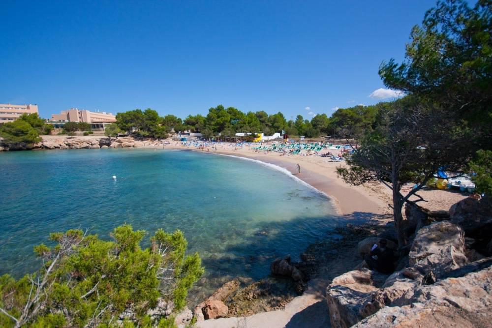 Port Des Torrent Y Cala De Bou Santjosep Net Ibiza