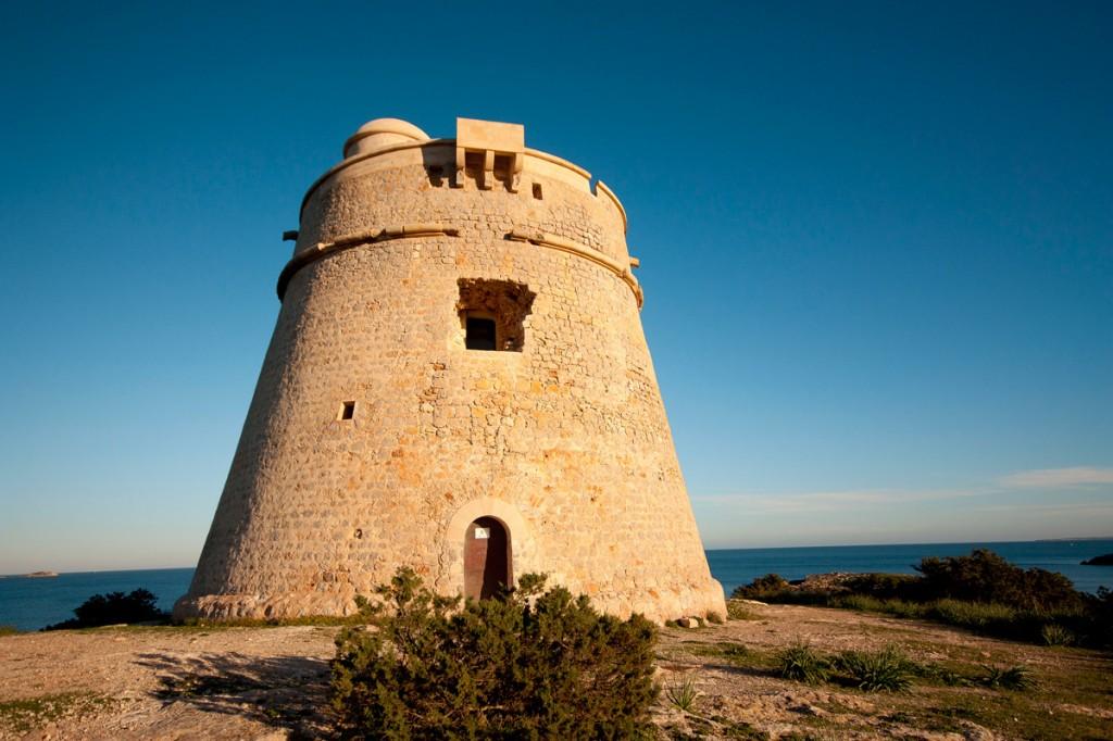 Torre de Sal Rossa o des carregador