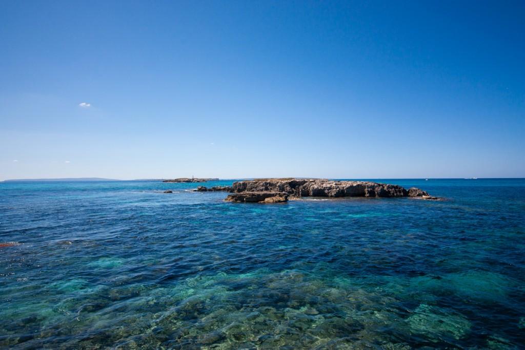 Vistas a Formentera