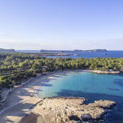 Cala Bassa to Platges de Comte Route