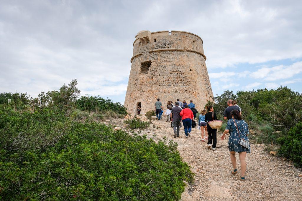 II Fira de la Sal, Ses Salines d'Eivissa. ?sSom un poble saliner'