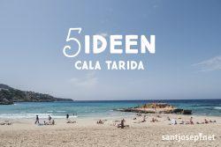 5 ideen Cala Tarida