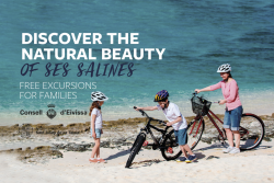 "Bicycle excursions for all the family –  ""Discover the natural beauty of las Salinas"""